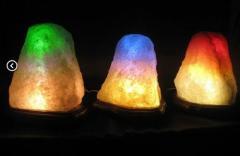 Salt Rock lamp