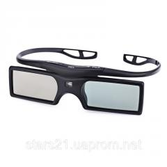 3D очки с активным затвором для 3D DLP Link