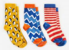 Носки детские Dodo Socks набор Vernadsky 4-6 лет