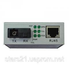 Медиаконвертер Step4Net 10/100Base-TX to...