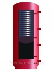 Аккумулирующая ємкость 500 л. с теплообменником из