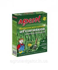 Удобрение от сорняков на газонах Agrecol 1,...