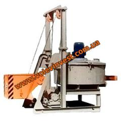 S-750sk concrete mixer