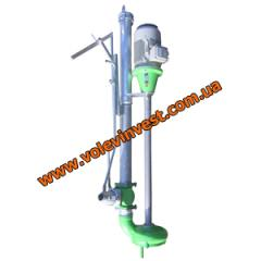 Installation pump fecal UN-10-03