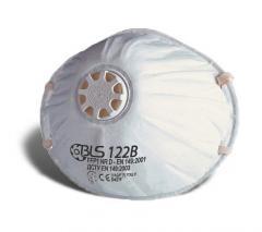 Respirator BLS 122 (FFP1 NR (D)). Provides