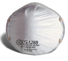 Respirator BLS 128B (FFP2 R D) provides protection