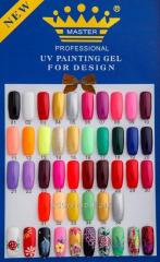 Гель-Краска (Master Professional UV Painting Gel