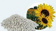 Saltpeter ammonium, calcic nitrate, potassium