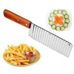Картофельный волнистый нож Frico FRU-018...
