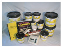 Plastizolevy Union Ink paints are intended for a