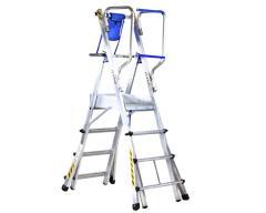 Телескопическая лестница-помост TELEFLY LIGHT