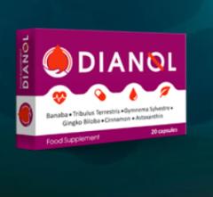 Dianol (Дианол) - капсулы от диабета