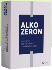 Alkozeron (Алкозерон) - капсулы от алкогольно