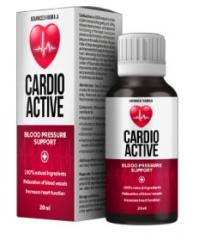 CardioActive (КардиоАктив) - капли от гипертонии