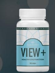 View + (Вейв +) - капсули для поліпшення зору