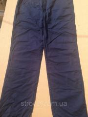 Мужские брюки хлопок Тchibo Германия 56(UKR)