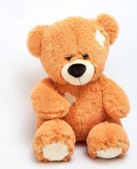Мягкая игрушка Мишка 80 см рыжий Тедди