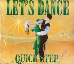 CD-диск Various - Let`s dance - Quick Step