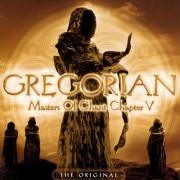 Музыкальный CD-диск. Gregorian - Masters Of Chant