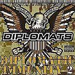 Музыкальный CD-диск. The Diplomats. Diplomatic