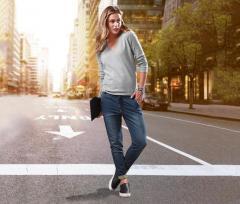 Классные джинсы- бойфренды Tchibo Германия 42(UKR)