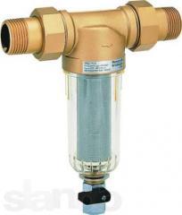 Производственные фильтры для очистки воды