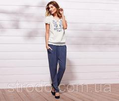 Спортивные ,трикотажные женские брюки Tchibo