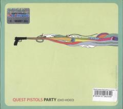 CD - Диск. Quest Pistols - Волшебные Краски