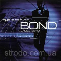 CD-диск. Various – The Best Of Bond …James Bond
