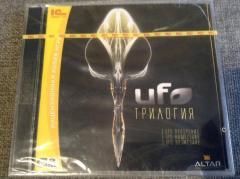 Компьютерная игра. UFO трилогия