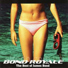 CD-диск. Various – Bond Royale - The Best Of James