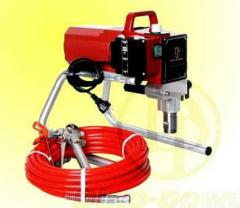 Покрасочный агрегат безвоздушного распыления Airless 6389