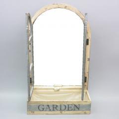 """Декор - зеркало """"Garden"""" с подставкой"""