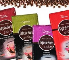 Cafe De Paris coffee wholesale (Segafredo Zanetti)