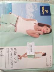 Стильные шорты женские тканые Tchibo Германия