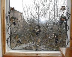 Решетки кованые,Тернополь