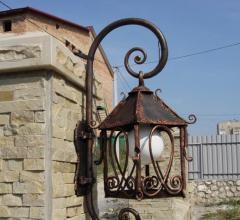 Кованые фонари,Тернополь