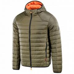 M-Tac Куртка Stalker Gen.II олива / оранжевая