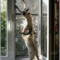 Стальная Сетка рёшетка на окна для защиты домашних