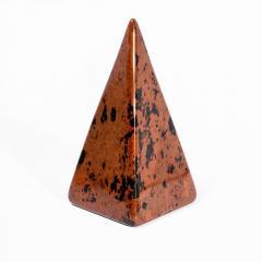 Пирамидка из Персидского обсидиана, 505ФГО