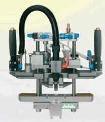 Radial mill of RF 1