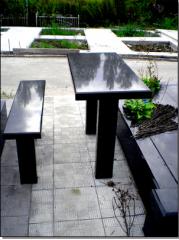 Столы гранитные