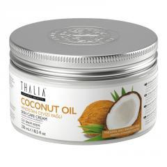 Крем Thalia Coconut Oil для лица и тела с кокосовым маслом, 250 мл