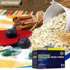 Натуральный препарат NUTRAXIN Псилиум клетчатка Для похудения, 30 капсул