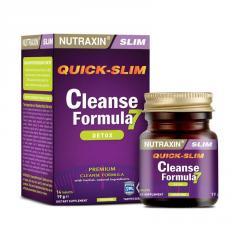 Натуральный препарат CLEANSE FORMULA NUTRAXIN для