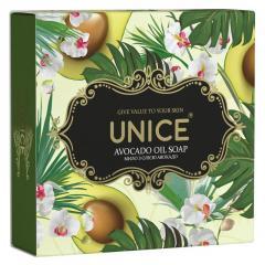 Натуральное Unice Avocado Oil Soap с маслом авокадо UNICE, 100 г