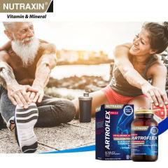Натуральный препарат NUTRAXIN ARTROFLEX HYA-C-II для здоровья суставов, 90 таблеток