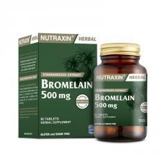 Растительная добавка 'Бромелайн' NUTRAXIN, ...