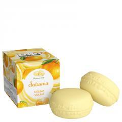 Мыло Thalia Satsuma с ароматом мандарина, 100 г
