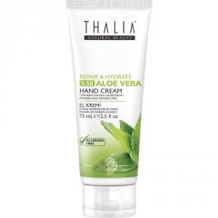 Увлажняющий крем Thalia Aloe Vera для рук и ногтей